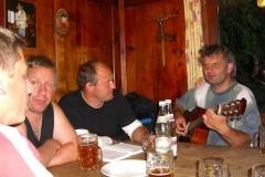 Hüttenwanderung 2006