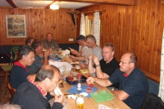 Hüttenwanderung 2011