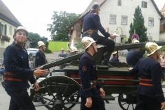 Kreisfeuerwehrtag Ofterdingen 2014